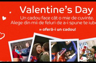 Reduceri de Valentine's Day de la eMAG