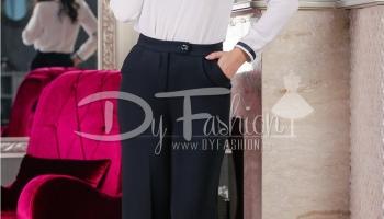Pantaloni Different Black, colectia 2018